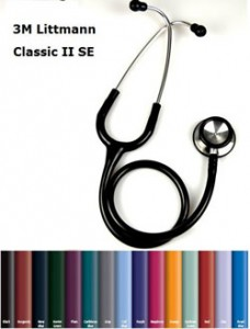 Use your medical student discount coupon to purchase a Littmann Classic 11SE